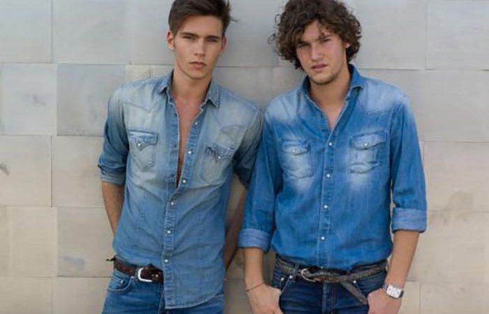 ست پیراهن جین مردانه شیک و جذاب برای سال 2020
