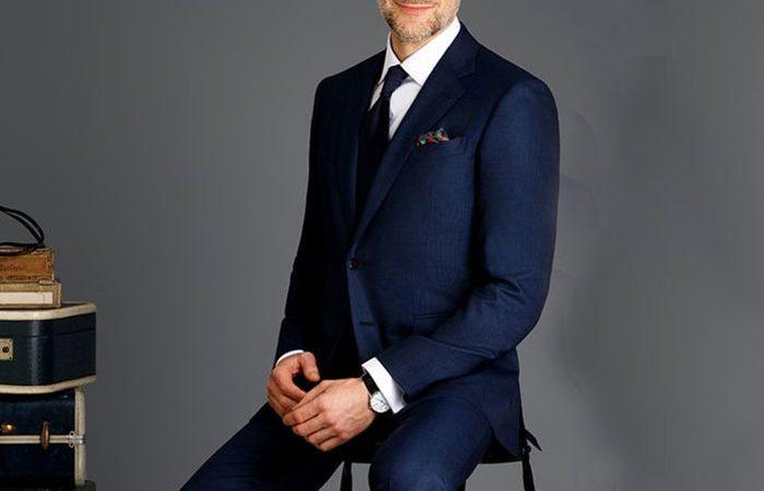 مدل کت و شلوار شیک اداری برای مردان خوش پوش